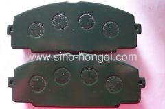Brake pad 04465-25040 for Toyota