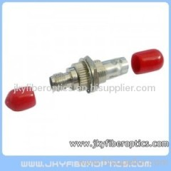SMA to ST Female to Female Fiber Hybrid Adapter