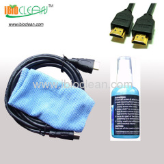 HDMI Cable and LCD Screen cleaning Kit
