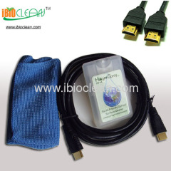 HDMI cable LCD cleaning kit