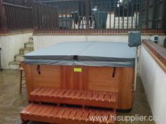 outdoor hot tub ;patio whirlpool spas;outdoor spas