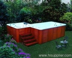 Swimming pool spa; Swim spas;endless swimming pool
