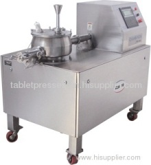 Mini Rapid Mixer Granulator High Shear Mixer Pharma