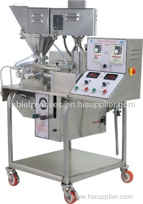Mini Roll Compactor Roller Dry Granulation Compactor