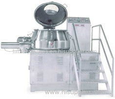 RAPID MIXER GRANULATOR- Pharmaceutical Machinery