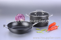 ceramic coating frying pan set