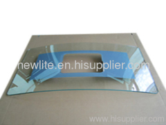 oven curved tempered glass