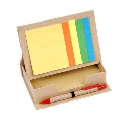 Sticky memo sets
