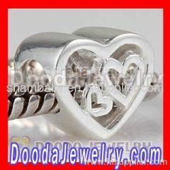 european Heart Beads