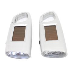 LED solar flashlights