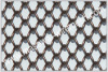 metal mesh coil drapery
