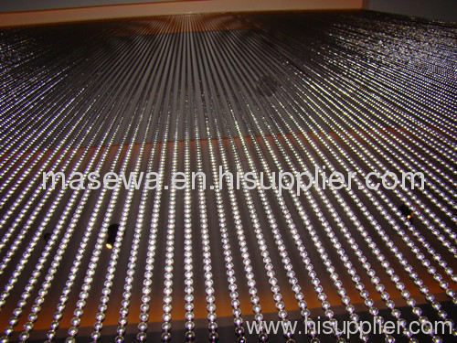 curtain divider decorative mesh home deocr