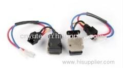 Auto blower motor resistor 9140010099