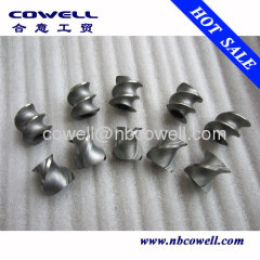 Extruder screw elements