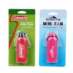 Plastic mini fans