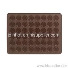 Macaron silikon matta