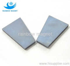 Rare Earth Ndfeb Segment Magnet. parkerizing coating magnet