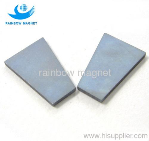 Rare Earth Ndfeb Segment Magnet. parkerizing coating magnet