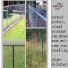 PVC coated chain link fence supplier
