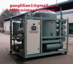 oil treatment oil filter oil recycling equipment