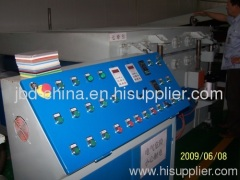 PP/PE hollow shutter extrusion line