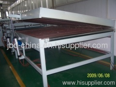 PP/PE hollow shutter extrusion machine