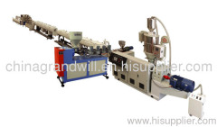 Gas Supply PE Pipe Extrusion Line