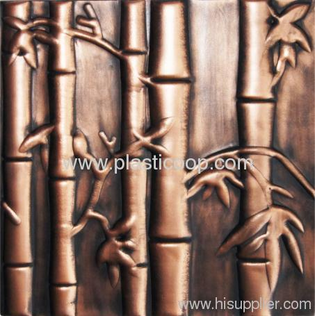 Leather Carving Panel for wall and ceiling