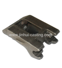 precision investment castings carbon alloy steel automotive
