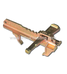 Carbon Steel Casting Building Machinery Parts