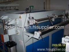 PP/PE hollow board extrusion line