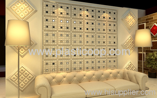 Fire-retardant board Art soft package