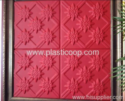 400mm*400mm soft board 3D soft wall plate