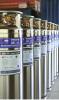 Cryogenic liquefied gas cylinder