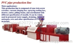 U-PVC water supply & Drainage extrusion line