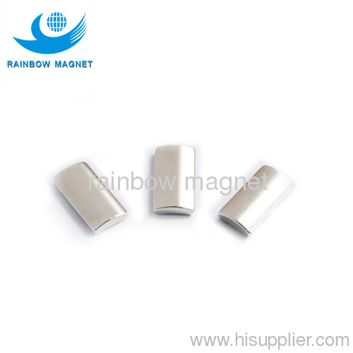 Permanent and powerful arc rare earth NdFeB magnets.