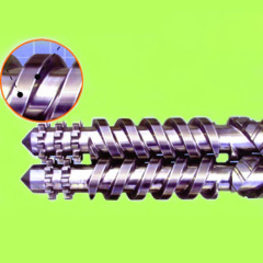 bimetallic screw