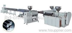 HDPE silicon core pipe production line