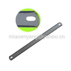 "1"" double edge hacksaw blade high carbon steel"