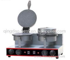 luxury waffle cone machine for ice cream