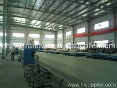 50mm PE pipe extrusion line