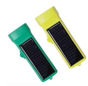 Need Information About Solar Flashlights?