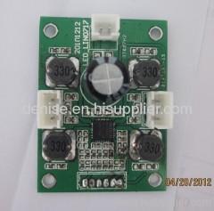 class D amplifier boards