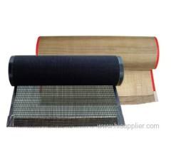 China PTFE coated open mesh belt