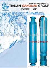 Easy operation submersible pump Longer service life centrifu