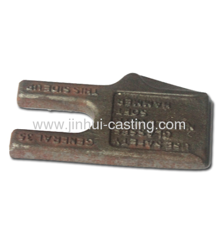 Carbon Steel Forged Product