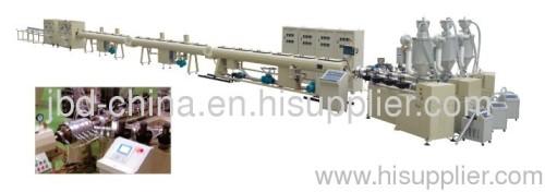 PPR fiberglass reinforced pipe making machine