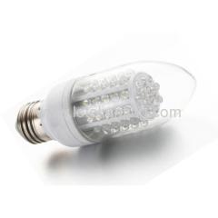 LED Candle Lamp C40 3W 60leds Made in China