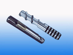 bimetallic single screw and barrel