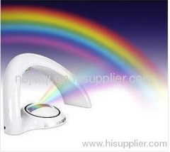 New design LED night light with rainbow